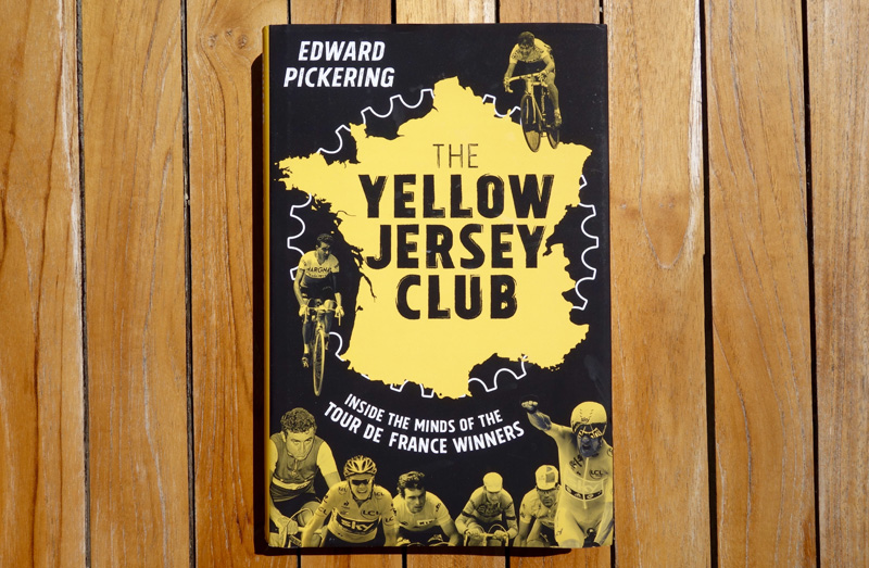 The Yellow Jersey Club book cover
