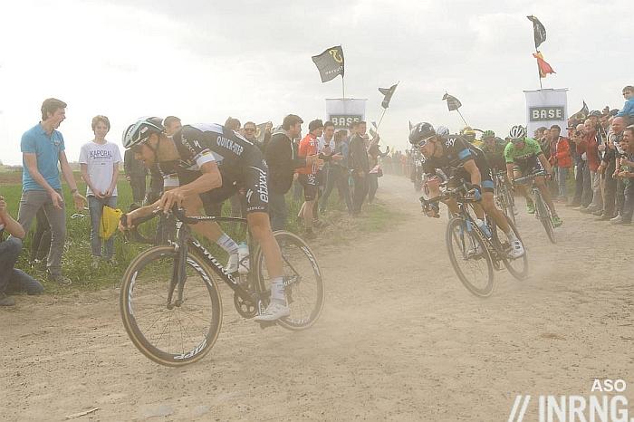 Tom Boonen Roubaix