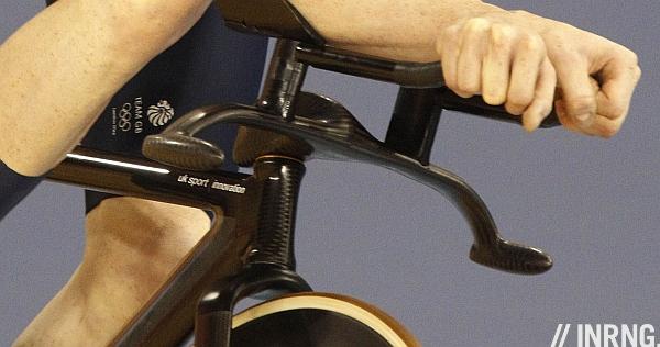 British track cycling bike