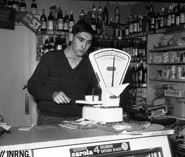 Eddy Merckx Parents Shop