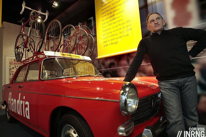 Freddy Maertens Centrum Ronde Vlaanderen