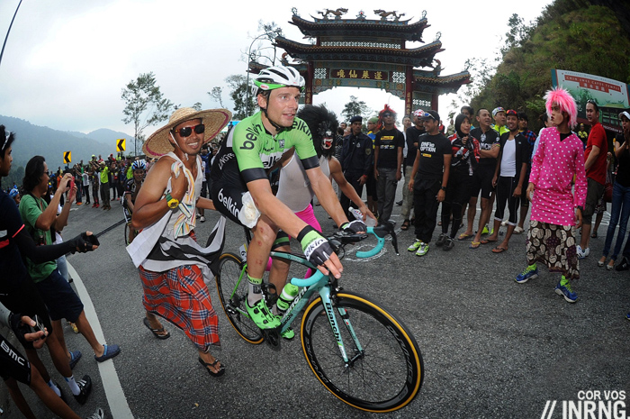 Genting Highlands cycling