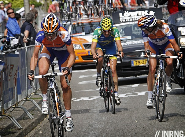 Netherlands Women's Road Race 2012
