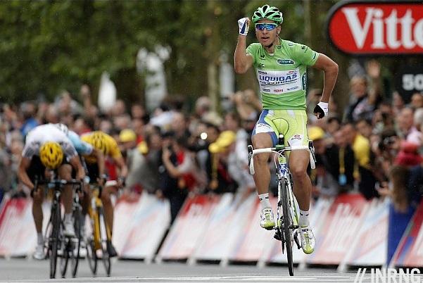 Sagan Running Man