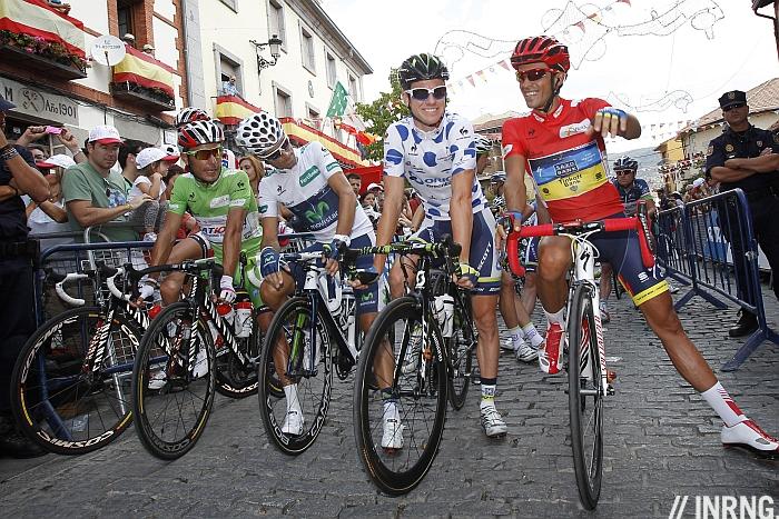 Vuelta jerseys