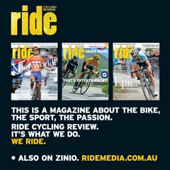 Ride Cycle Review