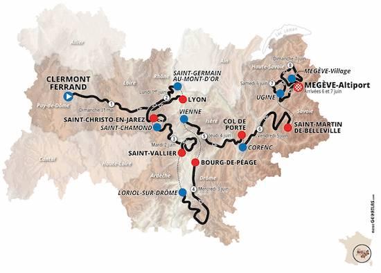 Critérium du Dauphiné Route